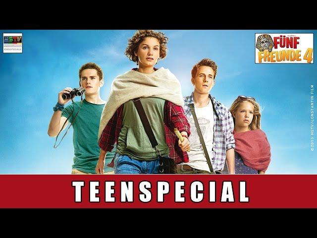 Fünf Freunde 4 - Special zum Film