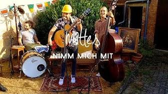 mattes - Nimm Mich Mit (Live-Musikvideo)