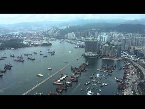 Hong Kong ICC #sky100moment
