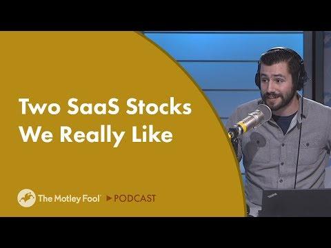 2 SaaS Stocks We Really Like