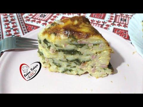Bakina kuhinja - makarone sa spanaćem neopisivo dobro