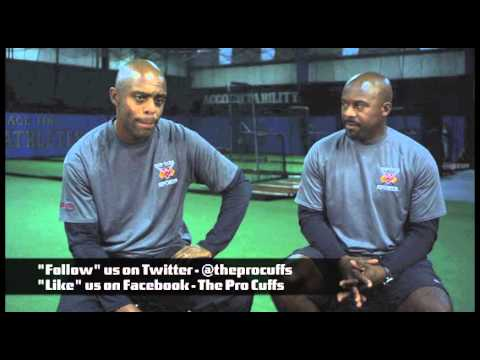 Pro Cuffs™ TV - Delino and Linc Interview  The Beginning!