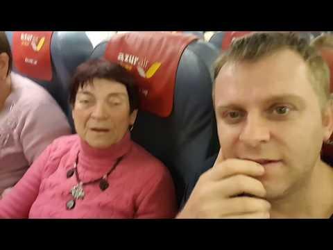 Перелет из Киева в Египет с мамой