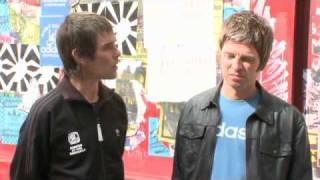 adidas Originals   Ian Brown & Noel Gallagher
