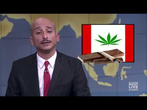 أهم الانباء - حلقة عمرو يوسف - SNL بالعربي