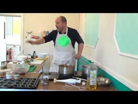 HALFF cooking demo
