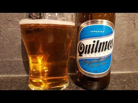 Quilmes Cerveza By Cerveceria Malteria Quilmes SAICAY | Argentinian Beer Review
