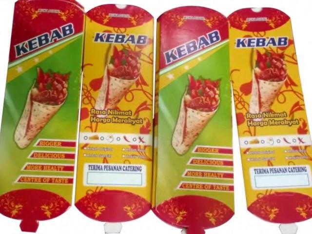 Jual Lunch Box dan Dus Kebab