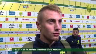 Fous de foot : le FC Nantes s'installe dans le Top 5