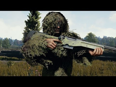 POTATO AIM IN THE CHAT LOL: PlayerUnknown's Battlegrounds Li