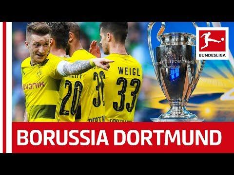Borussia dortmund's season 2017/18 - the road to champions league
