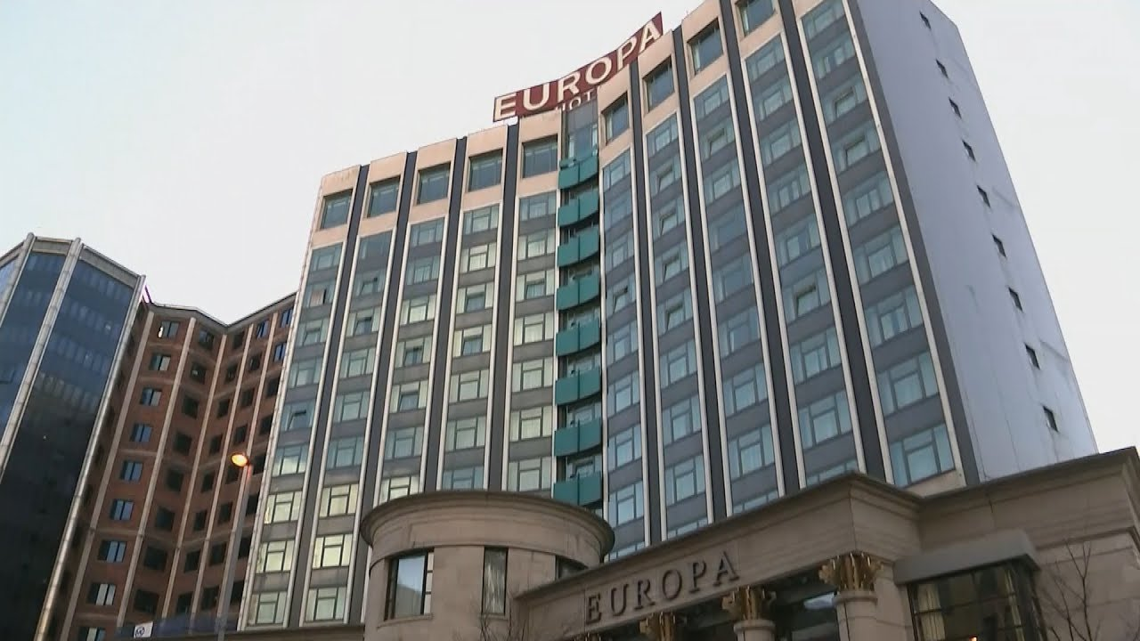 Europes most bombed hotel in belfast a symbol of progress since europes most bombed hotel in belfast a symbol of progress since good friday agreement itv news biocorpaavc Choice Image