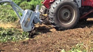 Triturador para Trator Agrícola : DENIS CIMAF Brasil