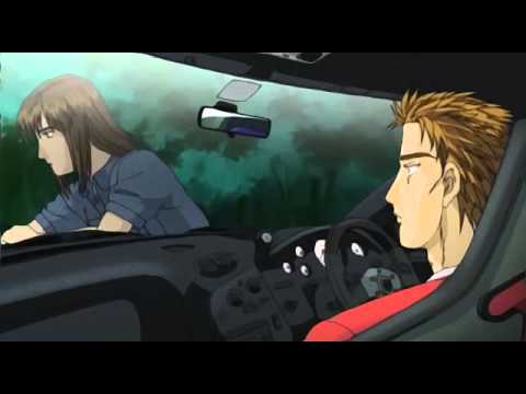 Initial D Fourth Stage Episode 10