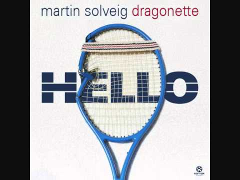 Martin Solveig ft. Dragonette - Hello (lyrics)