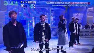 11/24放送 スッキリ.