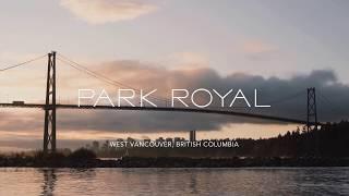Park Royal Shopping Centre, West Vancouver BC