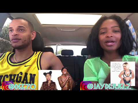Nicki Minaj ft. Lil Wayne Rich Sex Reaction #CarChronicles