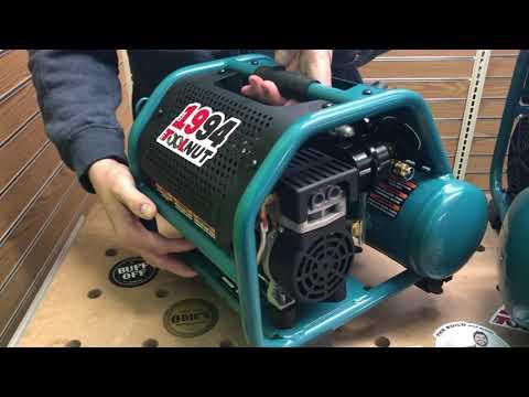 NEW Makita Quiet Series Compressors MAC100Q - MAC210Q - MAC320Q