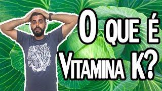 Do k e coagulação deficiência vitamina sangue de