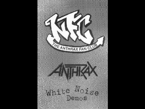 1 Anthrax Room For One More White Noise Demos Youtube