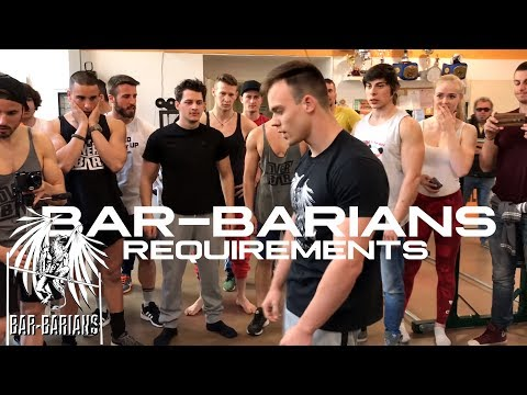 [OFFICIAL] BAR-BARIAN REQUIREMENTS - ALASSIO 2K17