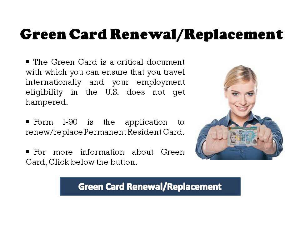 How do I start the Green Card Renewal Process - YouTube