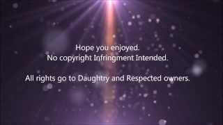 Daughtry - Waiting For Superman (Lyrics) (HQ)