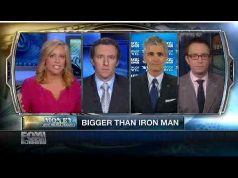 Bruce Turkel on FOX Business: Is Tesla's Elon Musk the next Steve Jobs?