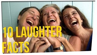10 Weird Facts You Never Knew About Laughter ft. Gina Darling