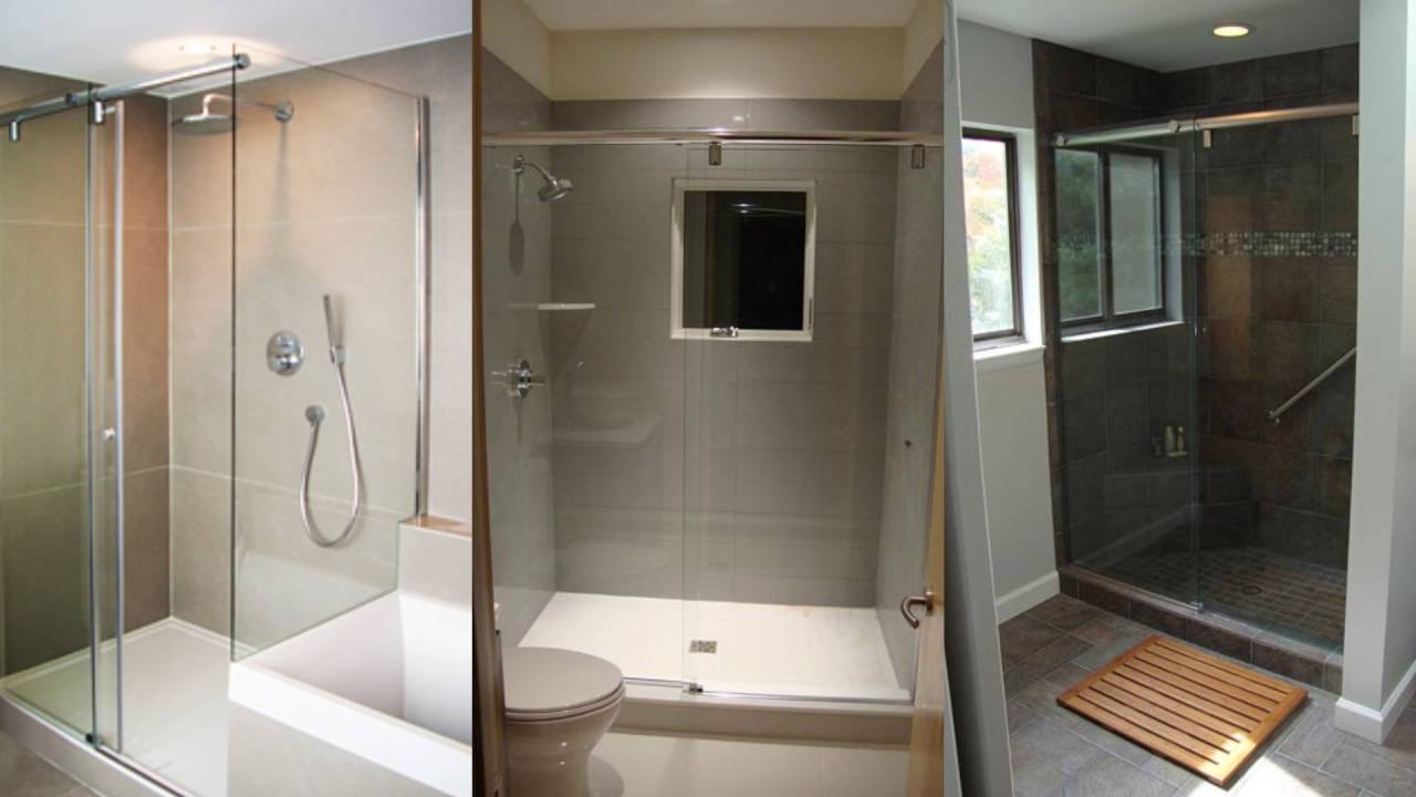 Frameless Shower Door Miami Mirror For Vanity Window Glass