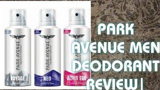 PARK AVENUE DEO REVIEW Men 39 s deodorant DDAILY REVIEW