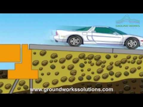 GWS URETEK Technologies   Bridge Approach, Slab lift, Sewer
