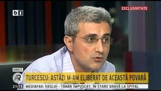 Robert Turcescu confirma documentele postate pe blog privind activitatea de ofiter acoperit