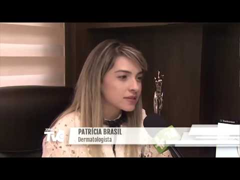 Dra Patricia Brasil em entrevista para o jornal da TVC