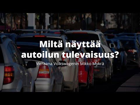 Autoilun Tulevaisuus