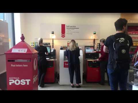 Self Service In Postal