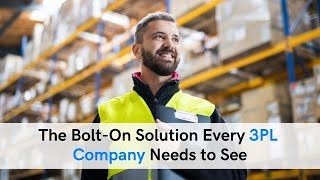 3PL partnership - We buy inventory so your customers don't have to