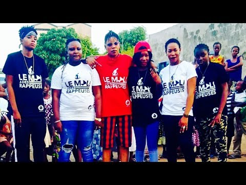 Mali Has The Rappers - Tafé Tigi | Women's Hip Hop Competition 2018 | Ami Yerewolo