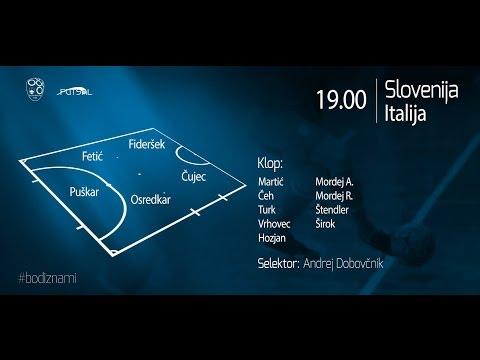 Slovenija - Italija