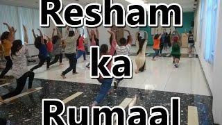 Resham Ka Rumaal | Great Grand Masti |Aftab S |Urvashi Rautela | Raqs Dance Studio