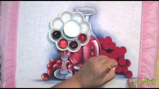 Pintando em 5 Minutos com Márcia Spassapan – Uvas