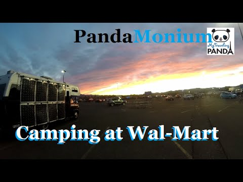 Rv Living Vlog: Driving To Elko, Nevada & Walmart Camping/Boondocking