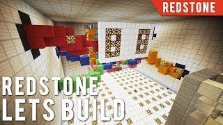 Redstone Lets Build: Evil Science Lab 1