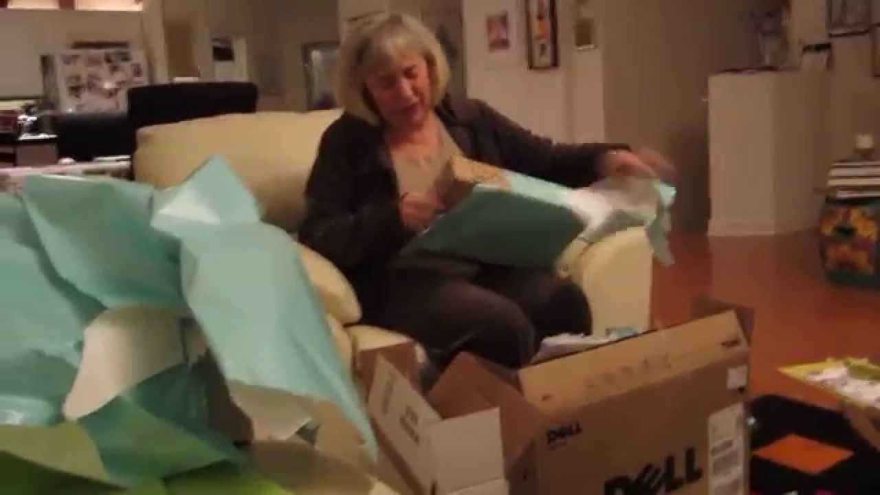 Our mother opening up her 65th birthday gift... she was so confused! - YouTube  sc 1 st  YouTube & Our mother opening up her 65th birthday gift... she was so confused ...