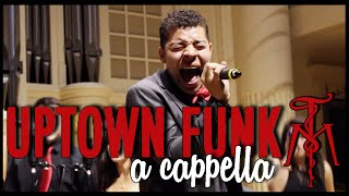 """Uptown Funk"" (Bruno Mars & Mark Ronson) - Twisted Measure A Cappella"