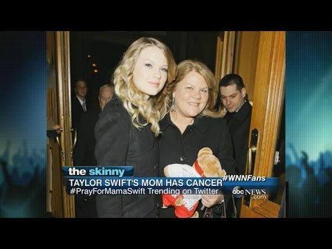 Taylor Swift's Mom Has Cancer Mp3