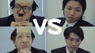 【ガチ喧嘩】ヒカキン&セイキン VS 水溜りボンド【HIKAKINカードプレゼント!】