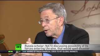 NATO games in Ukraine push world 5 minutes before nuclear midnight - Stephen Cohen