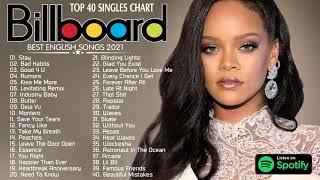 Top Popular Songs 2021 - Justin Bieber, Doja Cat, Ariana Grande, The Weeknd, Ed Sheeran Pop Hip Hop